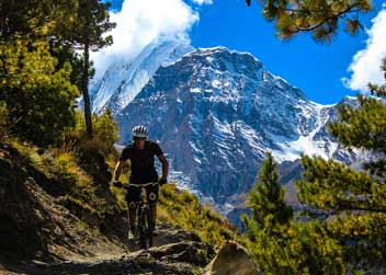 Biking-tour-Nepal