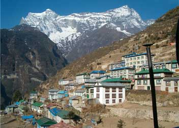 Namche-Village-Everest-Trek
