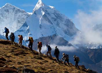 Periche-Everest-Base-Camp-Trekking