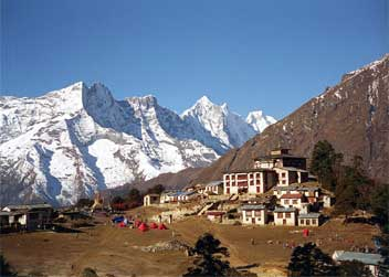 Tengboche-Everest-Trek
