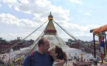 Luxury Honeymoon Tour in Nepal