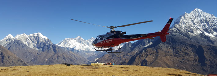 Heli Tour to Everest