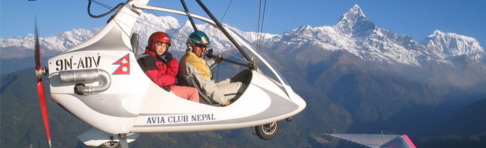 Ultralight-tour-in-pokhara