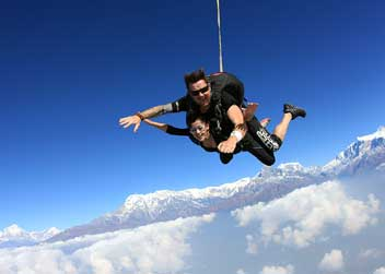Skydiving-Nepal-Tour