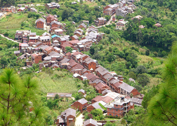 Bandipur village