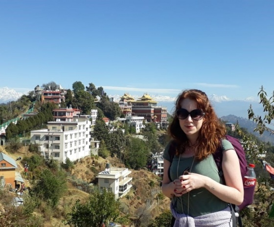 Drive to Dhulikhel: 1 & ½ hrs and hike to Namobuddha: 1750m & 3-4 hrs walk: Participate in chanting program at monastery (B)