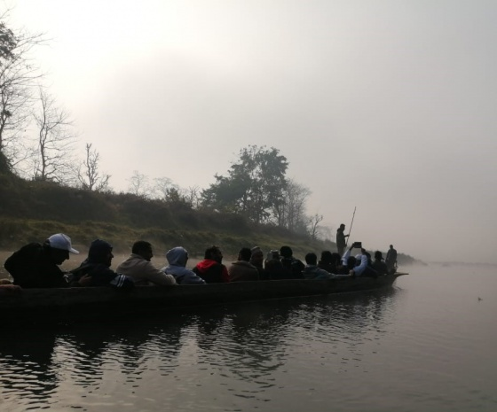 Drive to Chitwan: 150km & approx. 4 hours drive: Go for activities after lunch (B, L, D)