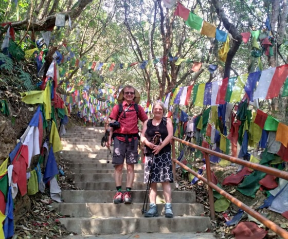 Hike to Panauti, approx. 2-3 hrs: Lunch with host family: Drive to Bhaktapur, an hour drive: Sightseeing at Bhaktapur for max. 3 hrs (B, L)