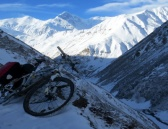 Biking on Annapurna Circuit - World Best Biking Trail