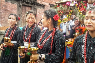 Cultural taste and Himalayan view Tour