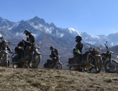 Royal Enfield Ride Trip to Manang